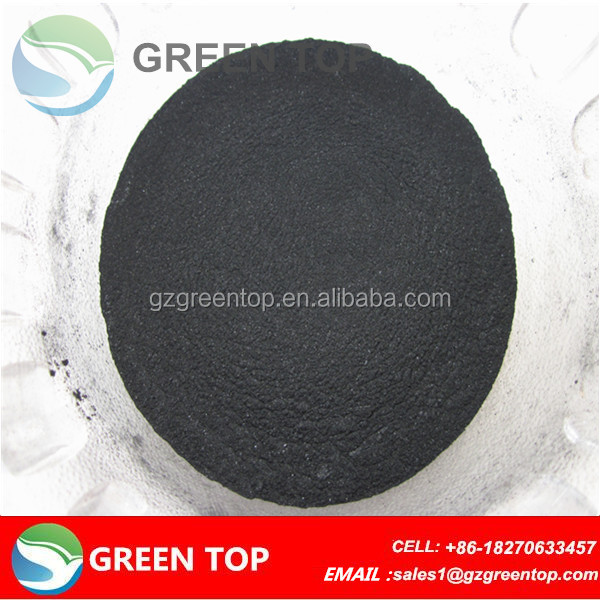 Powdered wood based activated carbon for edible oil/liquor refining