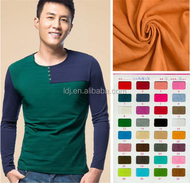 100% Cotton single Jersey knitted Fabric
