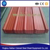 Colorbond Corrugated Painted Steel Roof Sheet