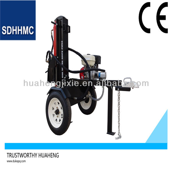 Hot Selling Top Quality Fast Top Valve Wood Log Splitter With CE Certification