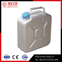 FUEL OIL WATER jerry can empty aluminum cans for sale
