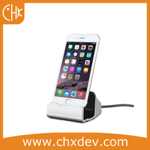 High Quality Desktop Desk Charger Dock Cradle Base Charging Station for iPhone 6, 6 Plus