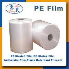 Best sales LLDPE stretch film and pe stretch film for pallet wrapping