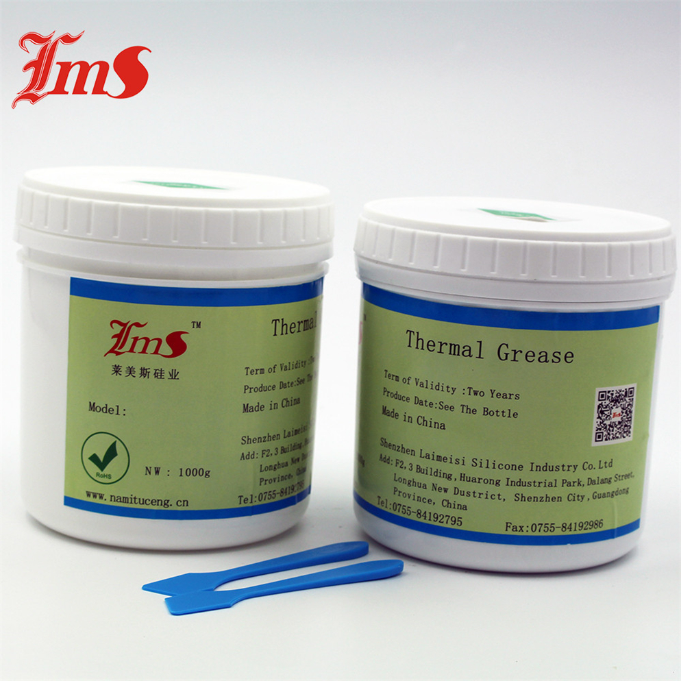 Wholesale high temperature silicone rubber thermal electrically conductive grease