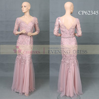 Latest design formal ladies long evening party wear dresses gown made in china