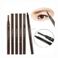 DIHAO 2016 brand new high quality automatic eyebrow pencil waterproof eye brow pencil with brush eye brow makeup