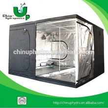 hydroponic indoor green house grow tent/ 600d portable dark room/ green house gorw tent