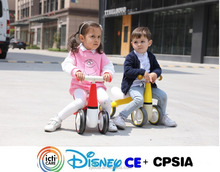 2017 new Lebei Good PP and Iron material playing latest fun kids balance bike