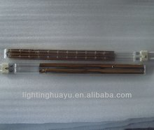 1000W infrared dual tube heating lamp for package printing