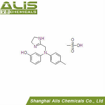 65-28-1 Phentolamine mesilate active pharmaceutical ingredient from alis chemicals in China