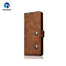 Hot Selling Ancient Copper Pattern Leather Case for Samsung Galaxy Note 8