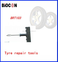 BIOCON high quality Emergency Car Tire Puncture Repair Kit For Tubeless Tires/Tire repair kit/Tire repair tools