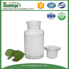 SHFX1611001 high range polycarboxylate ether based superplasticizer from Thinkhigh concrete admixtures