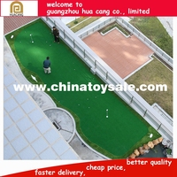 2016 Mini Golf Artificial Grass/Indoor Artificial Grass For Golf/Professional Mini Golf Grass With High Quality