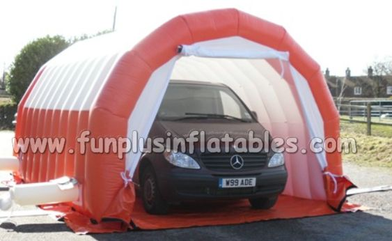 Cheap Inflatable Shell Tent for Car Show P2054