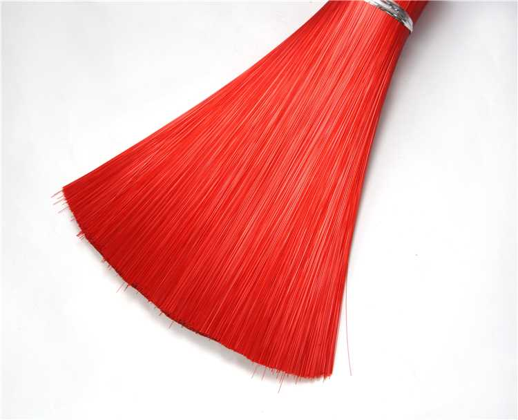 PBT monofilament for chimney brush with rod