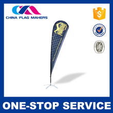 Best Seller Quality First Original Design Telescopic Feather Flag Pole