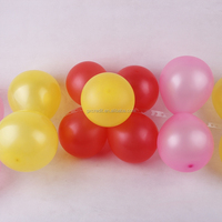 Hot sale latex material inflatable helium wedding decoration balloon