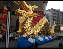 cheap sale inflatable chinese dragon for