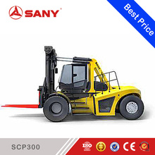 SANY SCP300 Heavy Duty 30ton Clamp Forklift Truck Function of Forklift Truck Forklift Truck Price