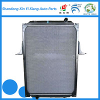 aluminium pa66-gf30 auto radiator for RENAULT made in china