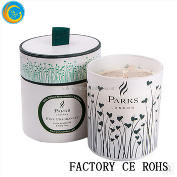 Online /White Glass Votives Gift Box Set /Tealights & Candle Holder For Wedding Gift