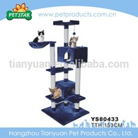 Wholesale Cat Tree House,Cat Scratching Tree,Climbing Sisal Cat Tree