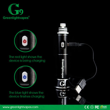 electronic oil rig nail portable wax vaporizer quartz enail greenlight henail vapes
