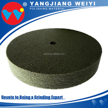 Vacuum cup and tableware grinding wheel