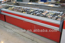 High Quality Fresh Meat Display Case