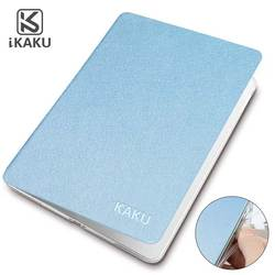 KAKU formal high quality 360 protective durable shockproof pu leather tablet flip cover case for ipad mini4