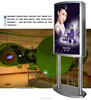 aluminum frame poly board led commercial light box