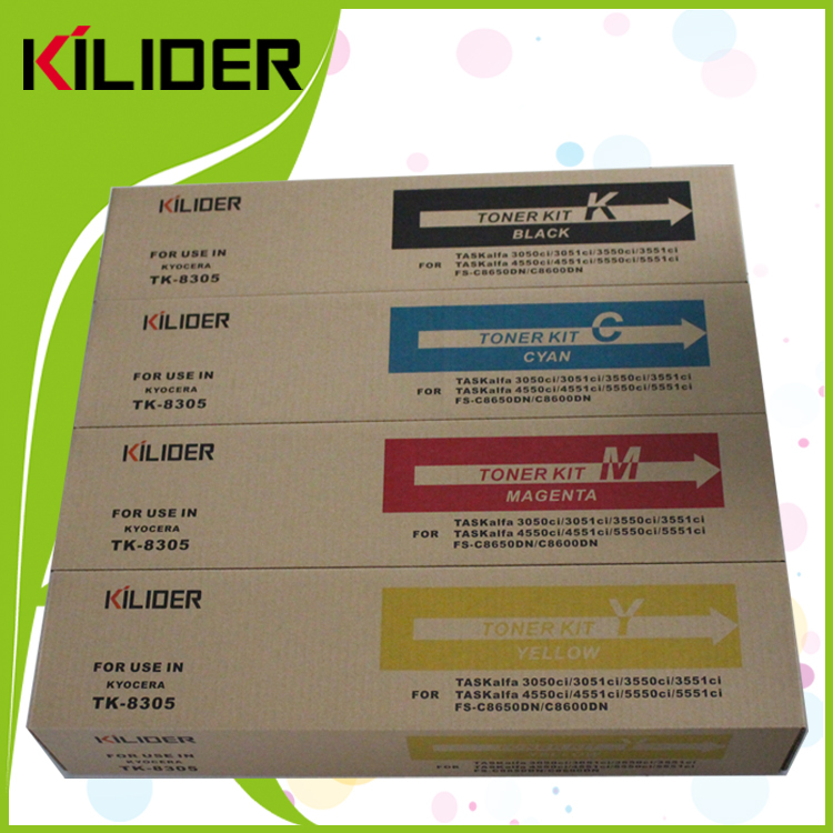 konica minolta spare parts TN-711 copier toner