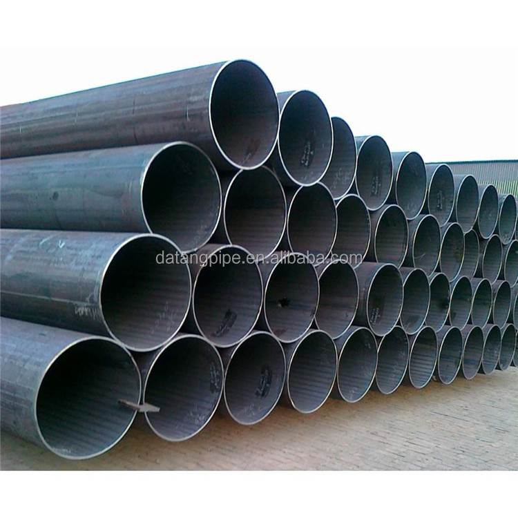 ASTM A36 /ASTM A106/ASTM A53 Grade B SCH40 Black erw welded carbon steel pipes/tubes