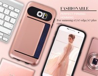 Wholesale raw material phone cover case for samsung galaxi s7 case