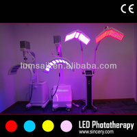 Photodynamic therapy led bed red light therapy collagen machine for skin rejuvenation