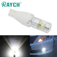 Newest High Power 3D LED Car Fog Light Auto Driving White Bulbs Lamp T15 30W High Quality Suitable All Kinds of Vehicles