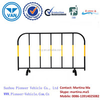 strong and durable with rust prevention steel construction site blocks