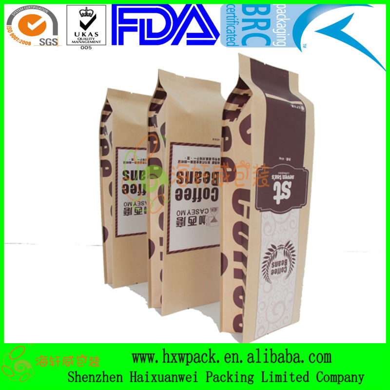 eco-friendly recyclable food eco pouch