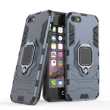 Hybrid 2 in 1 Armor Shockproof Ring kickstand cell phone case for iphone 5 5s, case for iphone 5s, case for iphone 5 back cover