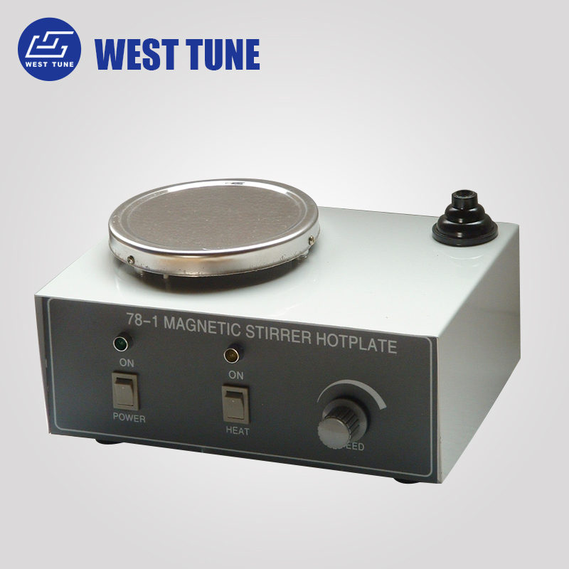 Promotion! high quality laboratory Magnetic Stirrer Hotplate for sale