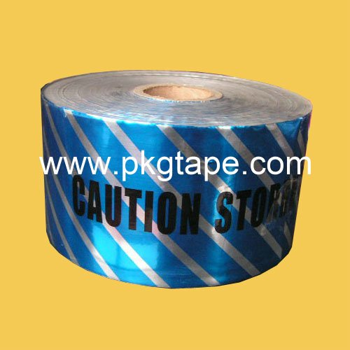 best using Detectable Aluminum Warning Tape for pipe detecting