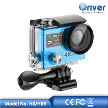 HD 720P Touch Screen Sports Action Camera Mini Digital Camcorder with Waterproof Case Blue Sports Video Camera