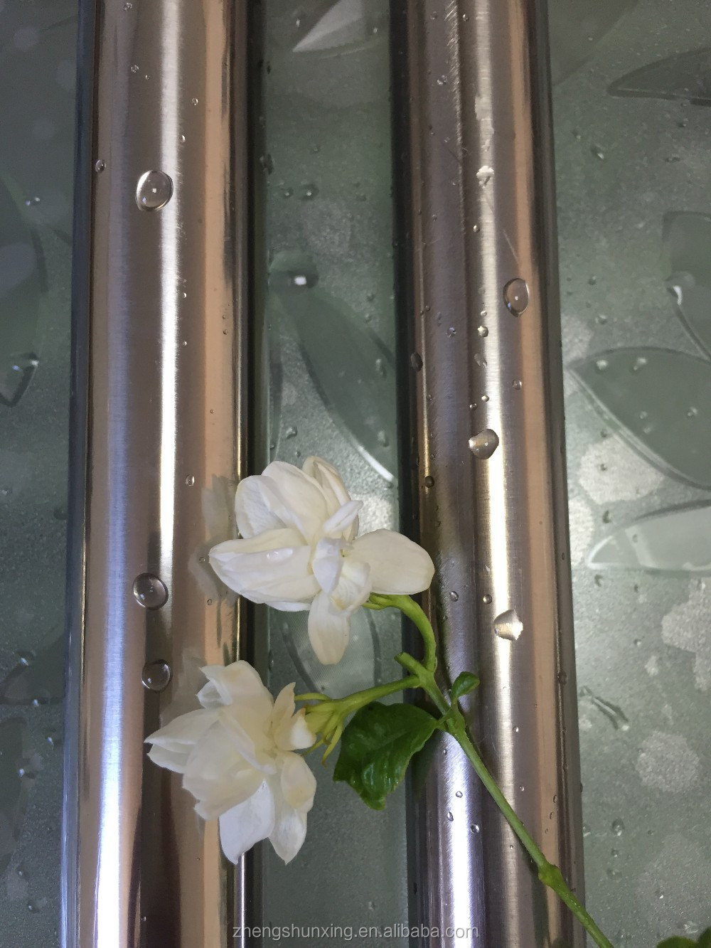 Bright 201 stainless steel pipe