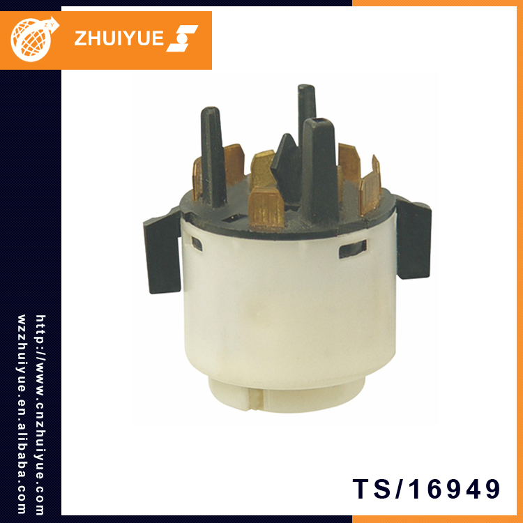 ZHUIYUE Car Accessories Market In China OEM 4B0 905 849 Ignition Switch For VW PASSAT B5 AUDI A6/C5