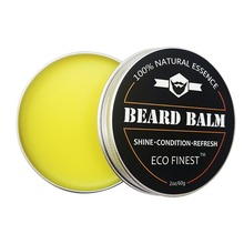 beard Balm,Tropica Blend, All Natural, 60ml -11 Premium Butters & Oils Blended Into a Silky Smooth Concoction-585209