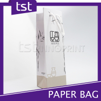 Top Quality Custom Printing Luxury Wine Paper Bag