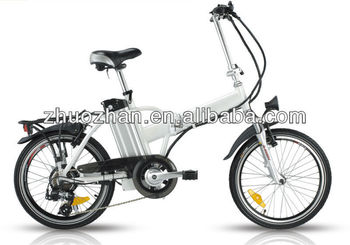electric bike 250W 36V Lithium battery EN15194