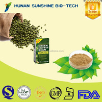 world best selling product Green Coffee Bean Extract Capsules chlorogenic acid