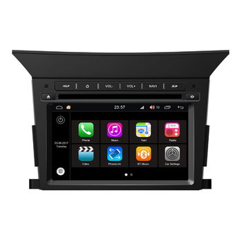 Hifimax Android 7.1 Car Radio DVD GPS For Honda Pilot (2009-2013) Multimedia Navigation System With Quad Core 2G RAM